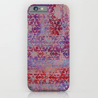 Starry Pinky Purple Reds iPhone 6 Slim Case