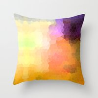 Absolution Throw Pillow
