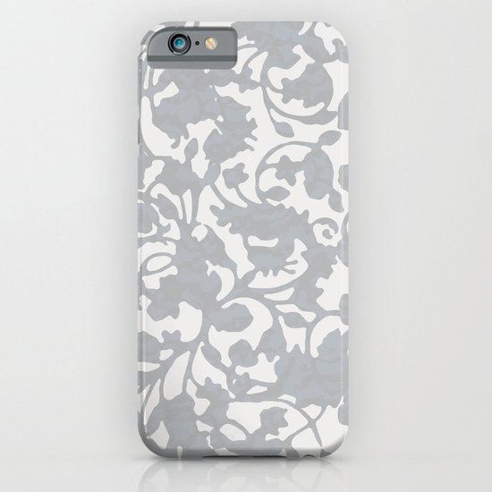 Earth Silver iPhone & iPod Case
