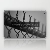 Choose your Side Laptop & iPad Skin