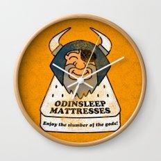 Odin - Odinsleep Mattresses Wall Clock