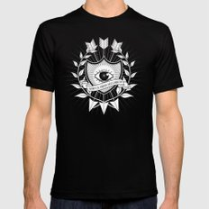 New Order of the Ages SMALL Black Mens Fitted Tee