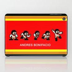 8-bit Andres 5 pose v2 iPad Case