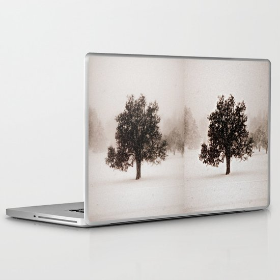 The Loner II Laptop & iPad Skin