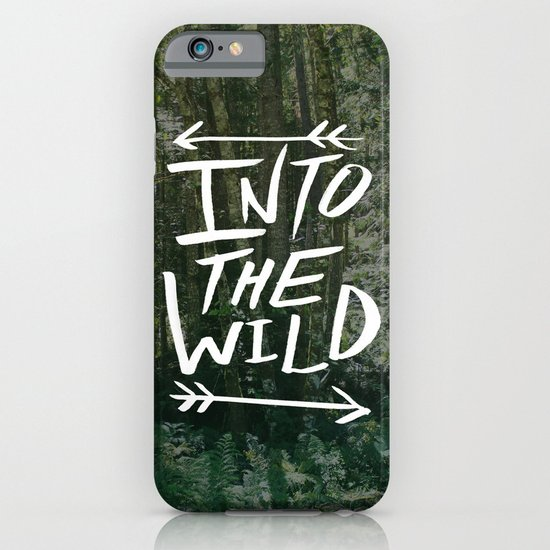 Into the Wild III iPhone & iPod Case