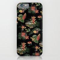 iPhone & iPod Case featuring Classic Jurassic by Josh Ln