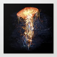 Manowar Canvas Print