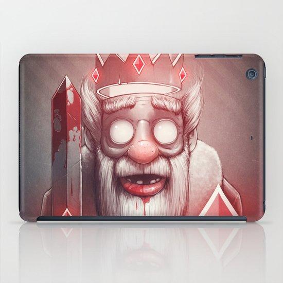 King of Doom iPad Case