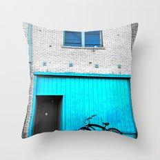 South Tacoma apartment Throw Pillow