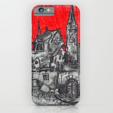 1991 - Imaginary French Village (High Res) iPhone 6 Slim Case