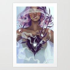 Purpose Art Print
