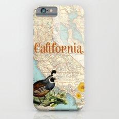 California iPhone 6s Slim Case