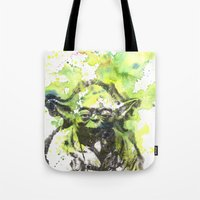 May The Force Be With Yo… Tote Bag