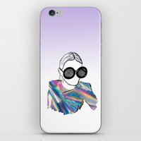 Holographic iPhone & iPod Skin