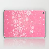 Baby It's Cold Outside Laptop & iPad Skin