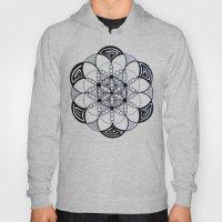 Geometric Sacred Geometr… Hoody