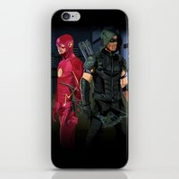 Fastest Arrow iPhone & iPod Skin