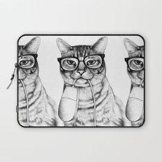 Mac Cat Laptop Sleeve