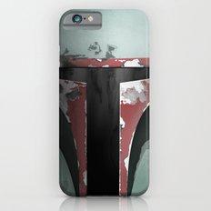 boba fett iPhone 6 Slim Case