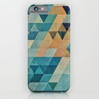 iPhone & iPod Case featuring vyntyge pwwdr by Spires