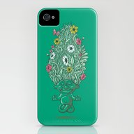 Troll Of Nature iPhone (4, 4s) Slim Case