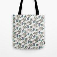 Whimsical Animals Tote Bag