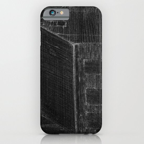 """The Mathers House"" by Matthew Vidalis iPhone & iPod Case"
