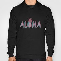 Vintage Aloha  Hoody