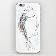The Catch iPhone & iPod Skin