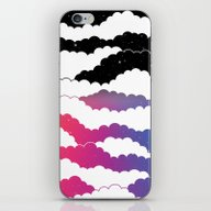 iPhone & iPod Skin featuring Midnight Glow by Eric Zelinski