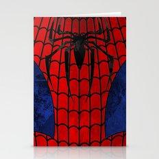 Amazing Spider-Man Stationery Cards