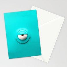 Crazy eye Stationery Cards