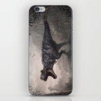 Tyrannosaurus Rex iPhone & iPod Skin