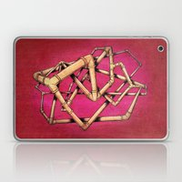 Hank Tube Laptop & iPad Skin