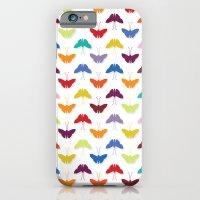 Butterfly Pattern iPhone 6 Slim Case