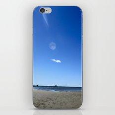 Blue Memory iPhone & iPod Skin