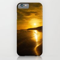iPhone Cases featuring Evenings over by Peaky40