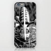 Metallic snail iPhone 6 Slim Case