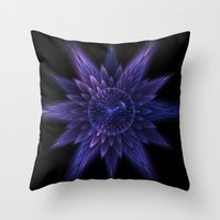 Starry One Throw Pillow