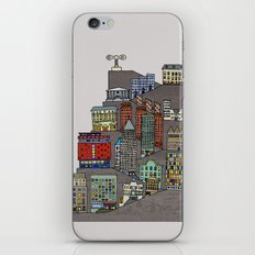 Townscape iPhone & iPod Skin