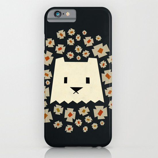 Floral Yeti iPhone & iPod Case