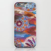 iPhone & iPod Case featuring Abstract Mandalas by Kristen Fagan