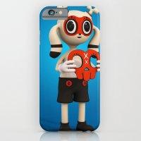 iPhone & iPod Case featuring Walter's Imaginarium by Teodoru Badiu