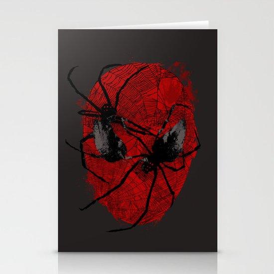 Crawly Eyes Stationery Card