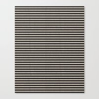 Stripes. Canvas Print