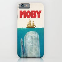 ship iPhone & iPod Cases featuring Moby  by Terry Fan