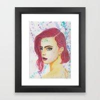 Skittles Framed Art Print
