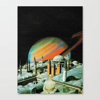 The Religion  Canvas Print