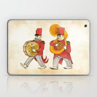 López, bass drum Laptop & iPad Skin