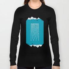 NZ Ski Fields Long Sleeve T-shirt
